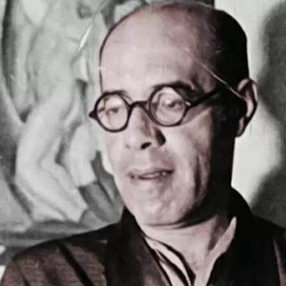 Mário de Andrade Brazilian Poet