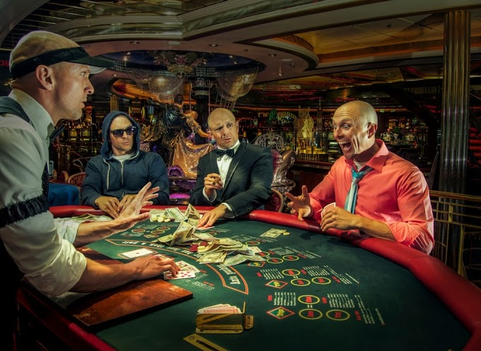 Casino - The Right Set of Gaming