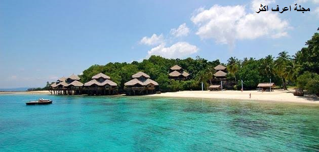 جزيرة دافاو أحد أشهر أماكن السياحة في الفلبين