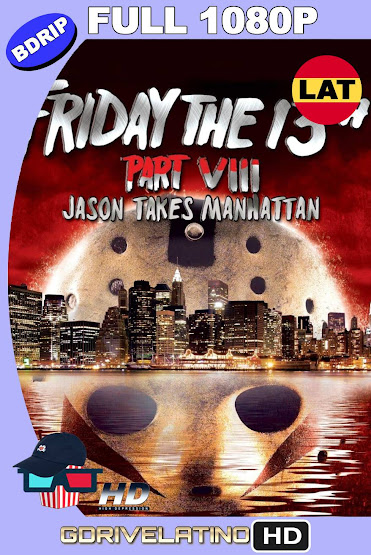 Viernes 13 Parte 8: Jason Toma Manhattan (1989) BDRip 1080p Latino-Ingles MKV