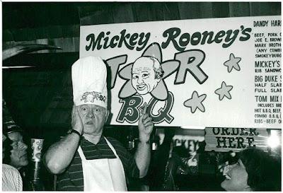 Mickey Rooney's Star-B-Q