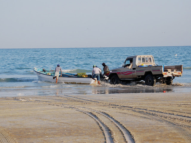 Fishing boats banned in Duqm Special Economic Zone