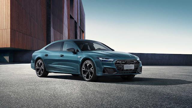 تم الكشف رسميًا عن سيارة 2021 Audi A7L