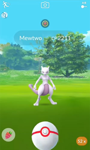 mewtwo encounter
