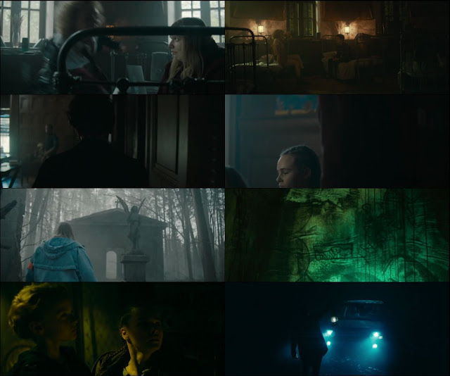 Queen of Spades Through the Looking Glass 2019 English 720p BluRay