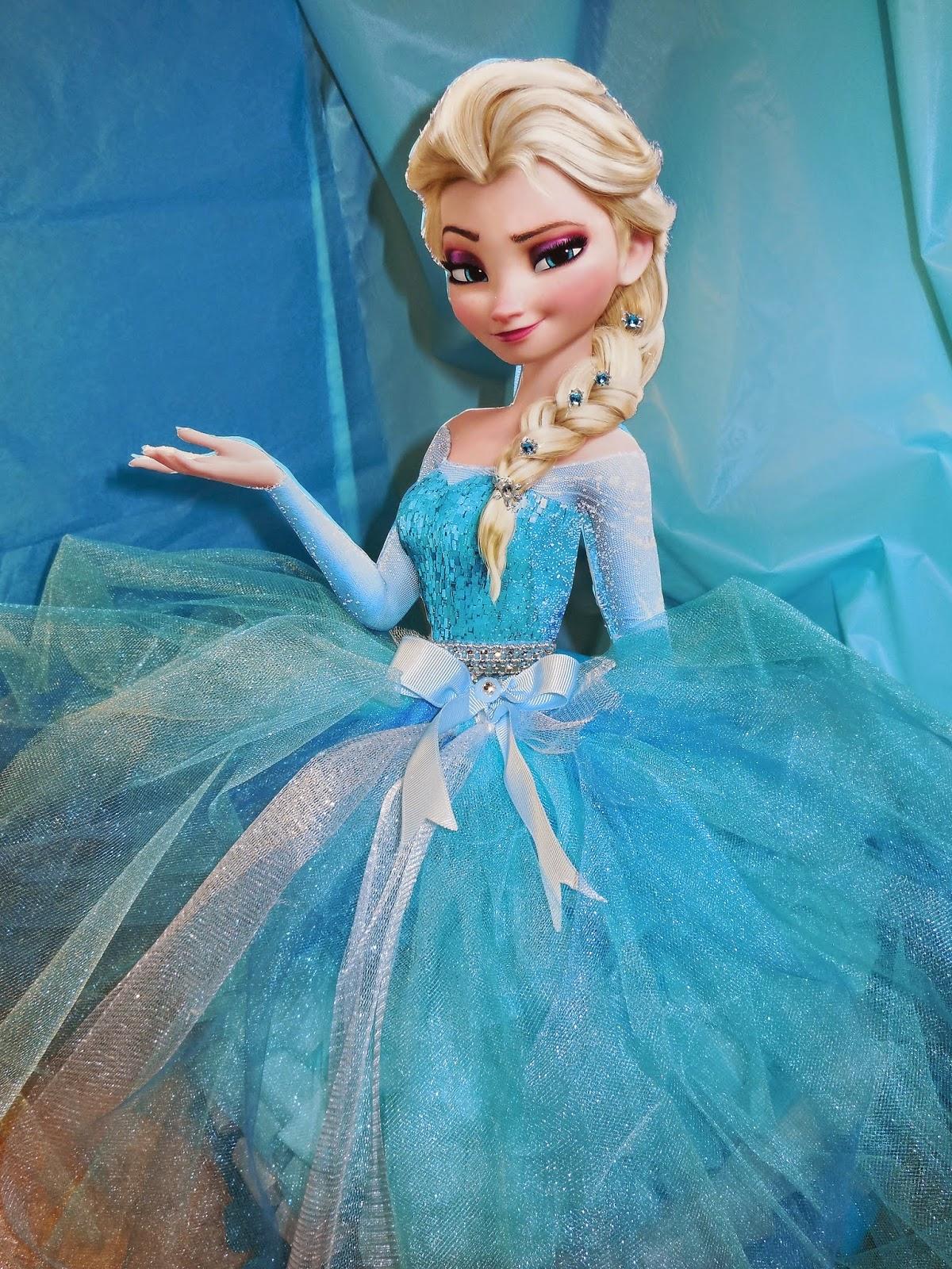 Arenita Cupcake Elsa Pi 241 Ata Hand Made