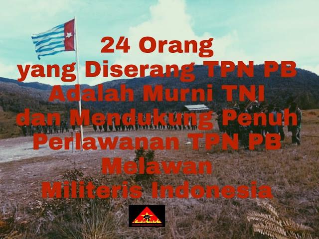 Terkait Perang Nduga, Ini Pernyataan Aliansi Mahasiswa Papua untuk Indonesia dan PBB