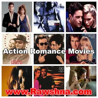 افضل افلام رومانسية اكشن على الإطلاق