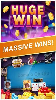 Bermain Game Judi Domino QiuQiu KiuKiu Online Dapatkan Koin Gratis