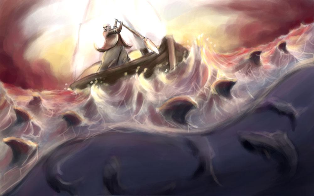 Tmrrow The Old Man And The Sea