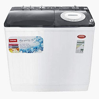 Nikai 18Kg Semi-Automatic Top Load Washing Machine