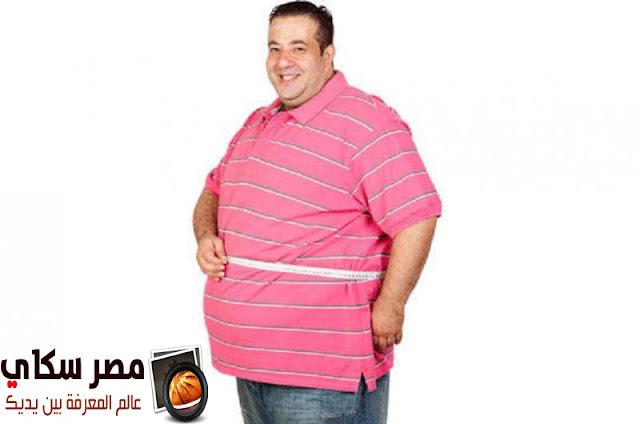 الأسباب التى تؤدى الى بدانة المرأة والرجل Reasons for obesity