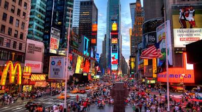 التنزه والإستمتاع في مدينة نيويورك