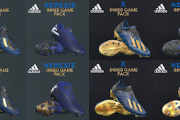 Adidas Inner Game 2019-20 Boots Pack - PES 2017 & PES 2019