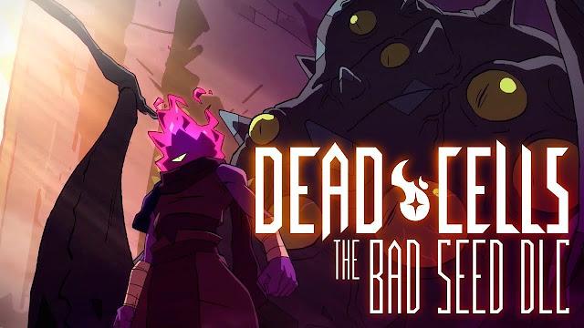 Dead Cells: The Bad Seed (Switch) recebe trailer de lançamento animado