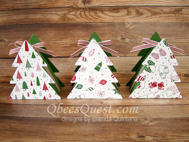 view cart - Christmas Tree Boxes