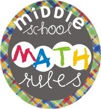 Middle School Math Rules