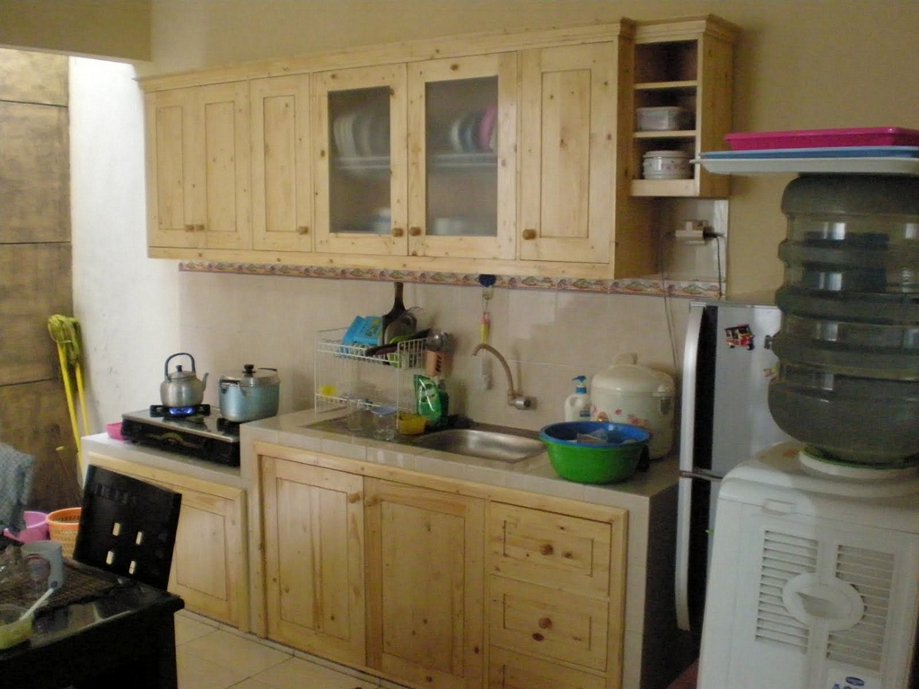 kitchen set dapur murah 1