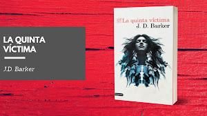 Reseña: La quinta víctima - J. D. Barker