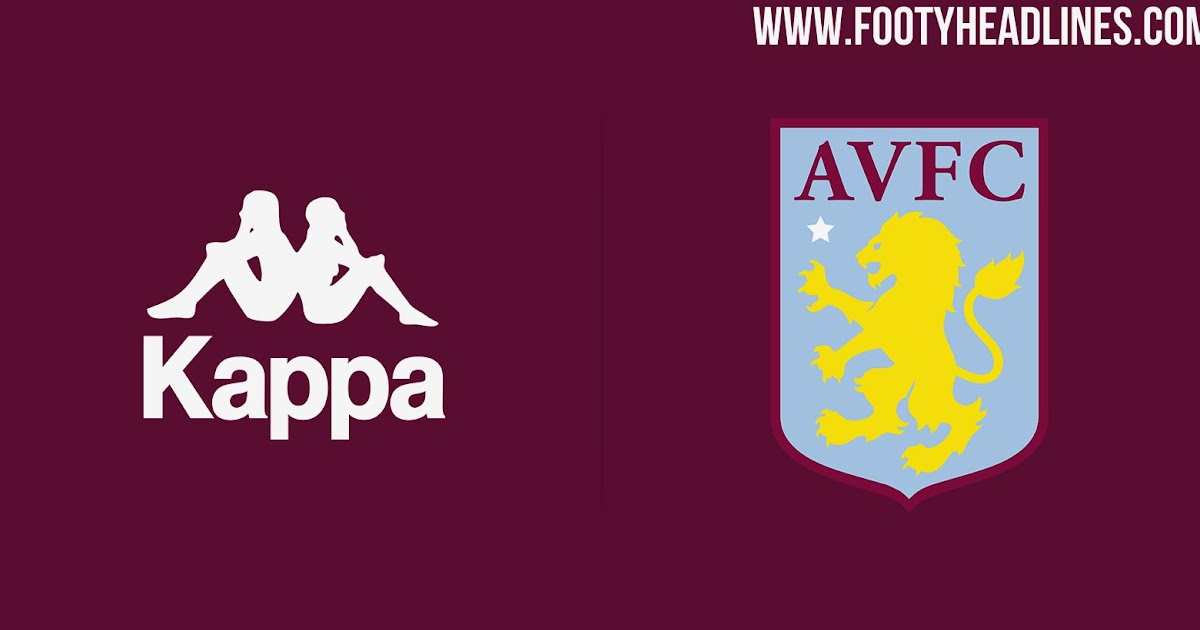 Aston Villa To Sign Kappa Kit Deal Footy Headlines