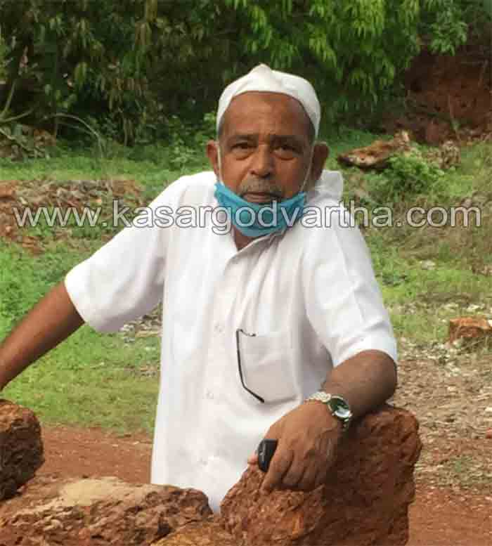 News, Kasaragod, Obituary, Ismail from Mogral passed away.