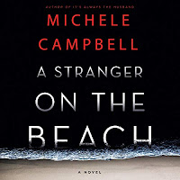 review of A Stranger on the Beach by Michele Campell