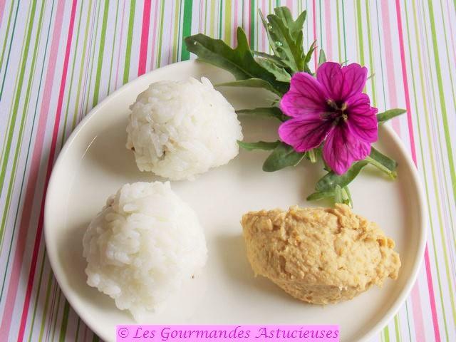 Comment faire des boulettes de riz ?
