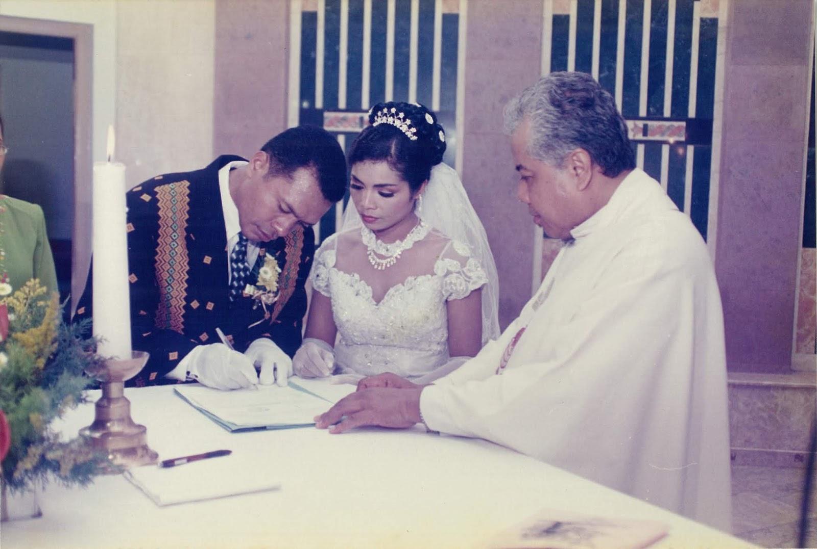 Perkawinan Dalam Tradisi Katolik - Perkawinan Katolik Bersifat Monogami, Ulasan Lengkap Perkawinan Katolik Tak Terceraikan Begini Penjelasannya