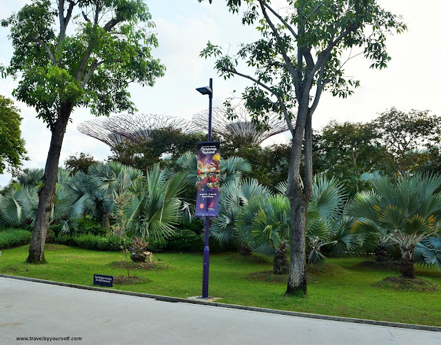 how to go to Gardens by the Bay