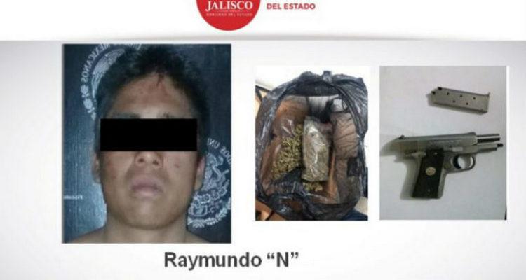 """Detienen a """"El Canadá"""" líder de """"Los Viagras"""" en Jalisco."""