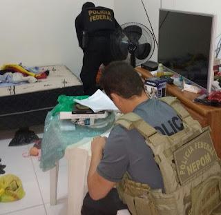 PF prende 11 em operação contra pedofilia em 14 estados do Brasil