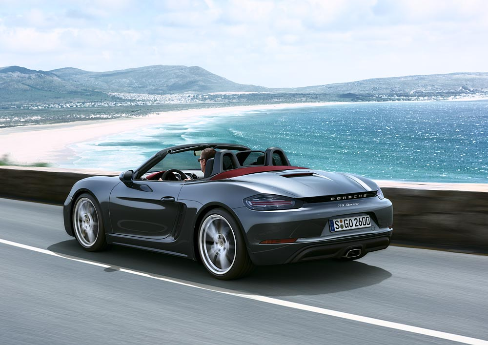 9 Με δίλιτρο turbo μπόξερ 300 ίππων η Porsche 718 Boxster Porsche, Porsche 718 Boxster, Porsche 718 Boxster S, Porsche Boxster, Roadster, videos