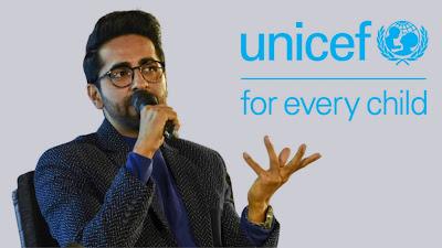 Ayushmann Khurana bane UNICEF ke celebrity advocate, bachon par hinsa ko lekar chhedi muhim