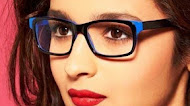 Alia bhat with glasses Mobile HD Wallpaper