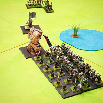 orcs versus goblins