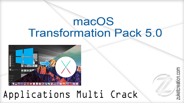 macOS Transformation Pack 5.0   |  187 MB
