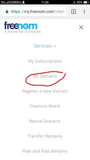 طريقة احصول على دومين مجاني مع ايميل احترافي باسم موقعك