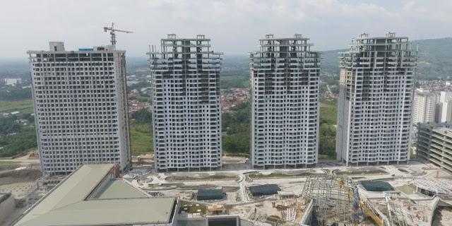 Rumah Sentul City | Izumi Optimistis Apartemen Opus Park Diserap Pasar dengan Cepat