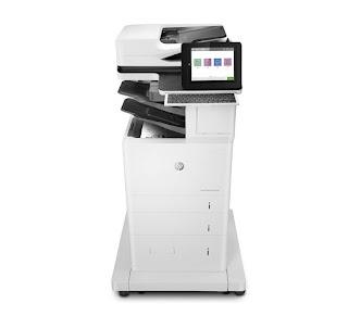 HP LaserJet Enterprise Flow MFP M636z Driver Download, Review