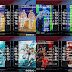 NBA 2K21 GSW, Pelicans, Dallas and Hornets Murals by Lebron Xu