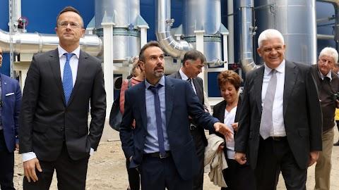 Kozmetikai alapanyagokat gyártó üzem kezdi meg hamarosan a termelést Szolnokon