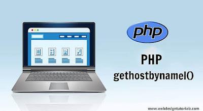 PHP gethostbynamel() Function