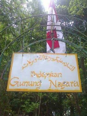 Kupas Situs Gunung Nagara Kecamatan Cisompet