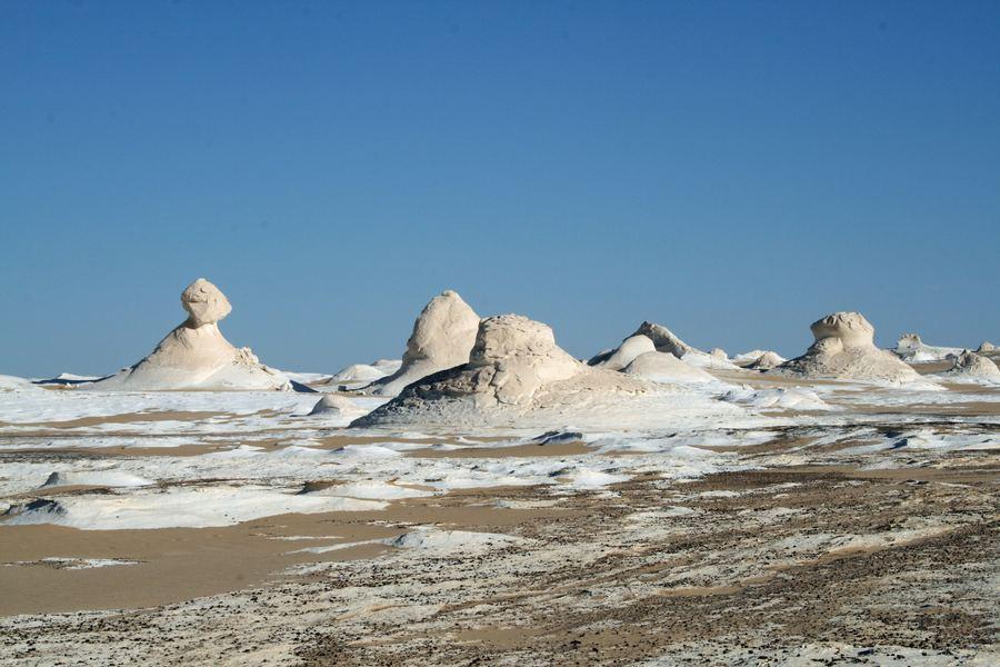 White Desert National Park Egypt 7