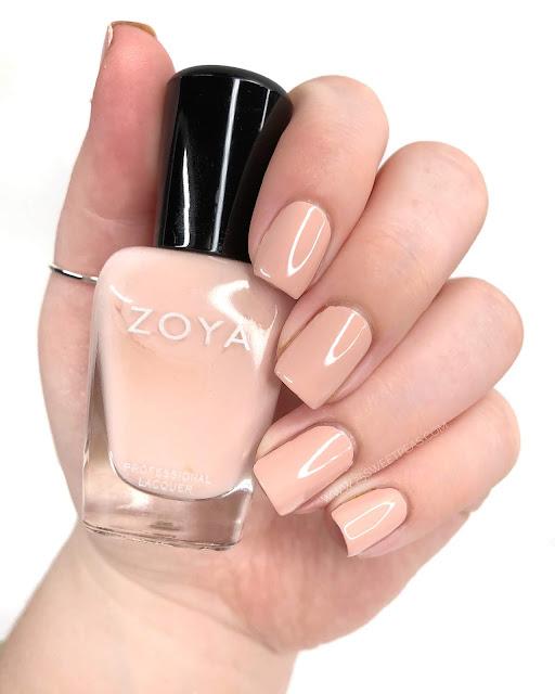 Zoya Steph - 25 Sweetpeas