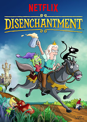 Disenchantment S03 Dual Audio [Hindi – English] WEB Series 720p HDRip ESub x265 HEVC