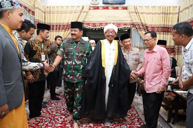 Jelang Pilpres Banyak Berita Hoaks, Ini Kata Panglima TNI