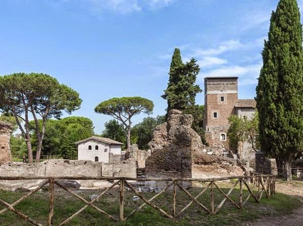 In bici per roma uno dei luoghi pi belli del mondo l 39 appia antica ha una novit importante e - B b mondonuovo santa maria al bagno ...
