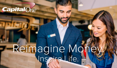 Capital One – Reimagine Money