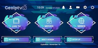 Geo IPTV Player Pro - IPTV Active Code